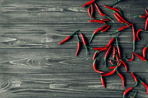 podar pimientos rojos